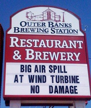 Wind Sign Brew Station