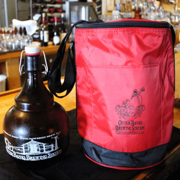 Growler Refill Days at OBBS