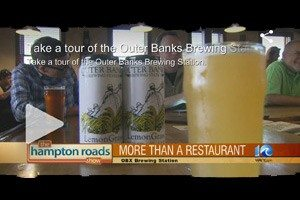 Hampton Roads Show featuring OBX Brewing Station