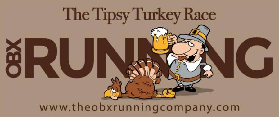 The Tipsy Turkey Race with OBX Running
