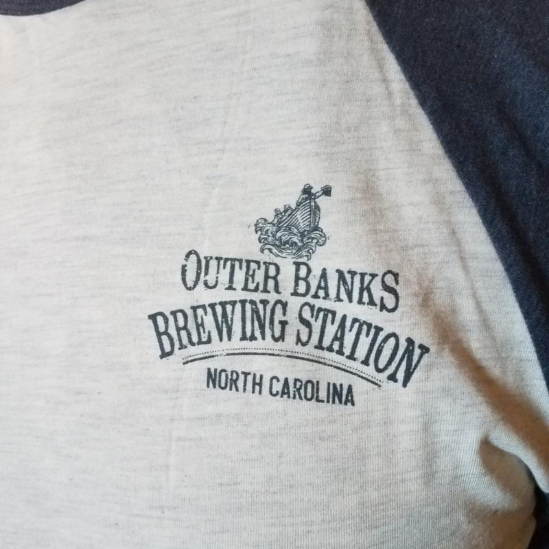 Baseball T-shirt Brewing Station Front