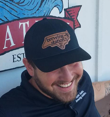 Brewing Station Since 01 Hat